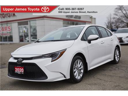 2020 Toyota Corolla LE (Stk: 86540) in Hamilton - Image 1 of 23