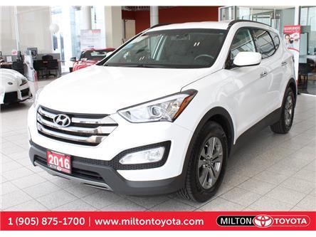 2016 Hyundai Santa Fe Sport 2.4 Premium (Stk: 339544) in Milton - Image 1 of 35