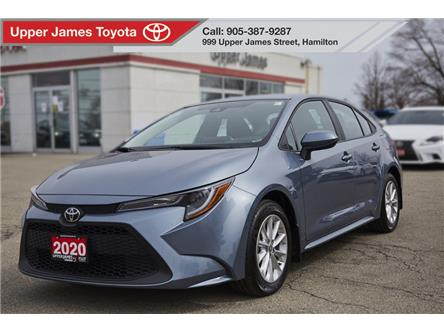 2020 Toyota Corolla LE (Stk: 86545) in Hamilton - Image 1 of 23