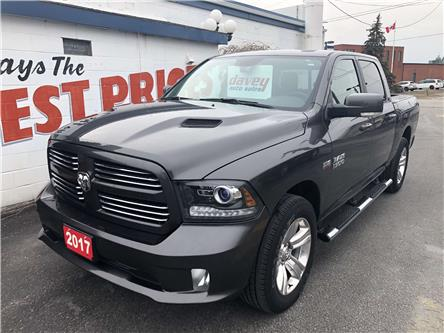 2017 RAM 1500 Sport (Stk: 20-141) in Oshawa - Image 1 of 18
