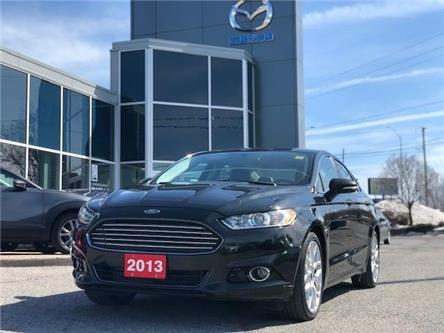 2013 Ford Fusion Titanium (Stk: 209891) in Gloucester - Image 1 of 20