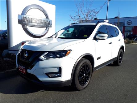 2017 Nissan Rogue SV (Stk: 9M8153A) in Courtenay - Image 1 of 11