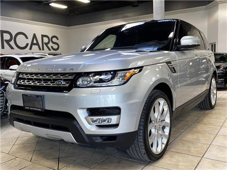 2016 Land Rover Range Rover Sport  (Stk: AP2111) in Vaughan - Image 1 of 27