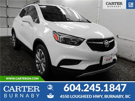 2020 Buick Encore Preferred (Stk: E0-75570) in Burnaby - Image 1 of 12