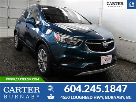 2020 Buick Encore Preferred (Stk: E0-58250) in Burnaby - Image 1 of 12