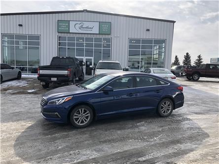 2016 Hyundai Sonata GL (Stk: HW907) in Fort Saskatchewan - Image 1 of 24