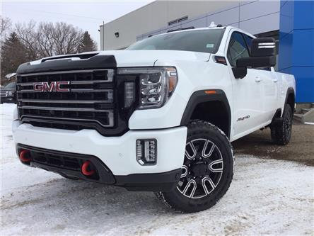 2020 GMC Sierra 3500HD AT4 (Stk: 215781) in Brooks - Image 1 of 21