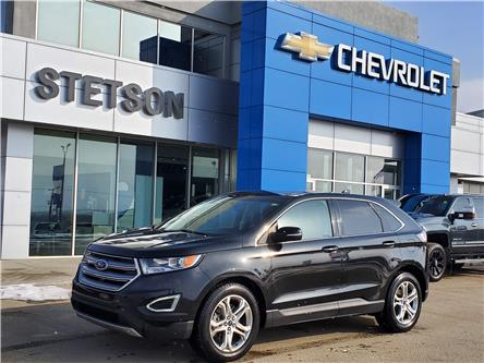 2015 Ford Edge Titanium (Stk: 20-062A) in Drayton Valley - Image 1 of 19