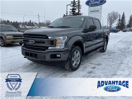 2018 Ford F-150 XLT (Stk: T23196) in Calgary - Image 1 of 24