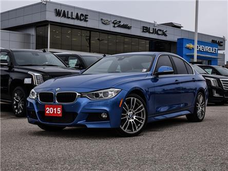 2015 BMW 3 Series NO ACCIDENT | 335i | M SPORT |  LEATHER | NAVI (Stk: 152879A) in Milton - Image 1 of 28