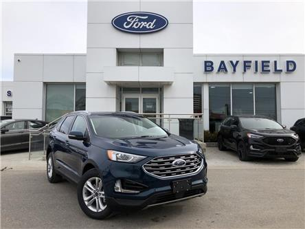 2020 Ford Edge SEL (Stk: ED20415) in Barrie - Image 1 of 15