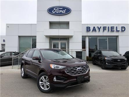 2020 Ford Edge SEL (Stk: ED20390) in Barrie - Image 1 of 15