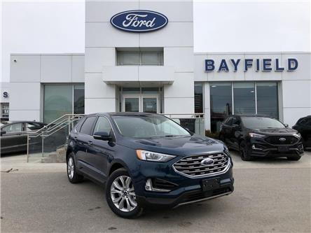2020 Ford Edge Titanium (Stk: ED20392) in Barrie - Image 1 of 16