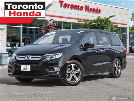 2019 Honda Odyssey EX-L (Stk: H40148P) in Toronto - Image 1 of 27
