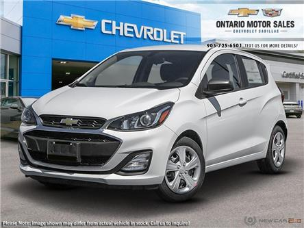 2020 Chevrolet Spark LS Manual (Stk: 0454402) in Oshawa - Image 1 of 27