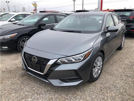 2020 Nissan Sentra S Plus (Stk: W0215) in Cambridge - Image 1 of 5