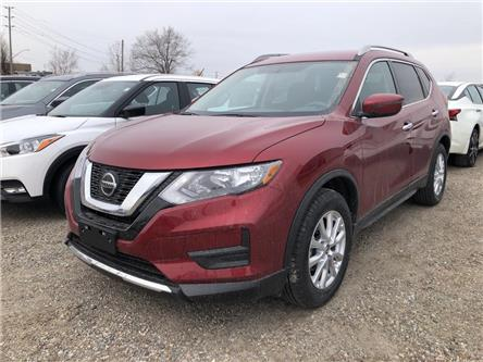 2020 Nissan Rogue S (Stk: W0221) in Cambridge - Image 1 of 5