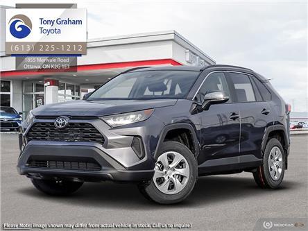 2020 Toyota RAV4 LE (Stk: 59349) in Ottawa - Image 1 of 23