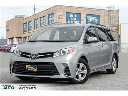 2019 Toyota Sienna LE 8-Passenger (Stk: 006997) in Milton - Image 1 of 20