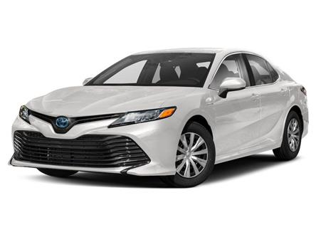 2020 Toyota Camry Hybrid LE (Stk: 22321) in Thunder Bay - Image 1 of 9
