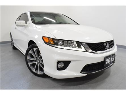 2015 Honda Accord EX-L-NAVI V6 (Stk: 800587T) in Brampton - Image 1 of 23