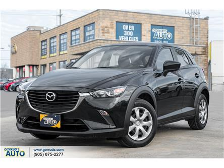 2016 Mazda CX-3 GX (Stk: 116708) in Milton - Image 1 of 20