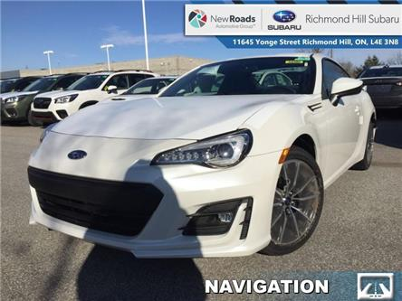 2020 Subaru BRZ Sport-tech (Stk: 34380) in RICHMOND HILL - Image 1 of 21