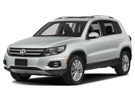 2016 Volkswagen Tiguan Special Edition (Stk: V7380) in Saskatoon - Image 1 of 10