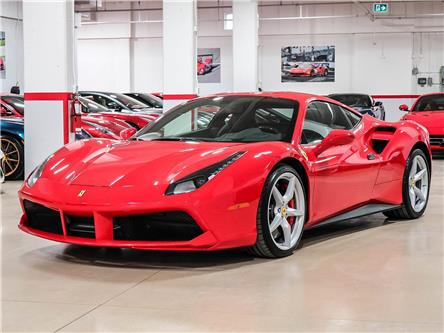 2018 Ferrari 488 GTB Base (Stk: U4455) in Vaughan - Image 1 of 24