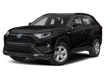 2020 Toyota RAV4 Hybrid XLE (Stk: 208208) in Scarborough - Image 1 of 9