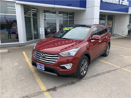 2016 Hyundai Santa Fe XL Luxury (Stk: T12331) in Smiths Falls - Image 1 of 9