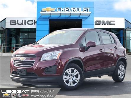 2016 Chevrolet Trax LS (Stk: 6035S) in Burlington - Image 1 of 24
