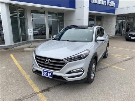 2016 Hyundai Tucson Luxury (Stk: T100261) in Smiths Falls - Image 1 of 7