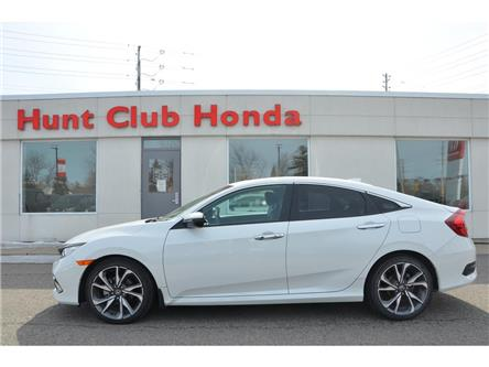 2019 Honda Civic Touring (Stk: Z00808A) in Gloucester - Image 1 of 20