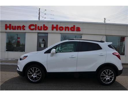 2017 Buick Encore Sport Touring (Stk: 7494A) in Gloucester - Image 1 of 21