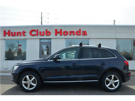 2014 Audi Q5  (Stk: B00286A) in Gloucester - Image 1 of 23