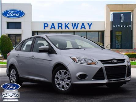 2014 Ford Focus SE (Stk: ESA282A) in Waterloo - Image 1 of 21