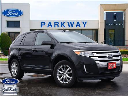 2014 Ford Edge SEL (Stk: ED9793A) in Waterloo - Image 1 of 21