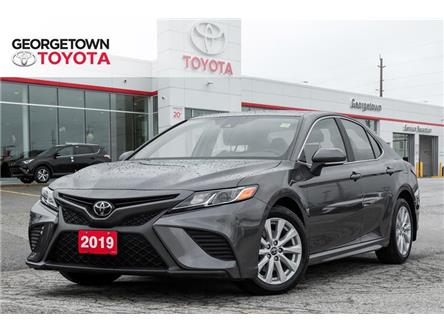 2019 Toyota Camry SE (Stk: 19-11009GP) in Georgetown - Image 1 of 18