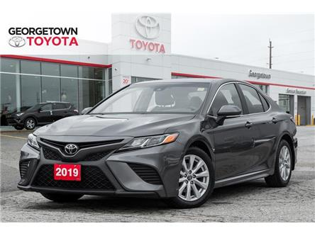 2019 Toyota Camry SE (Stk: 19-15516GP) in Georgetown - Image 1 of 18