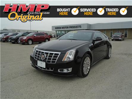 2012 Cadillac CTS Base (Stk: 58153) in Exeter - Image 1 of 28