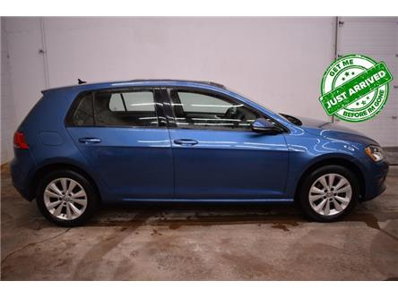 2016 Volkswagen Golf 1.8 TSI Comfortline (Stk: JWK292A) in Kingston - Image 1 of 30