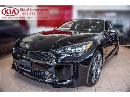 2020 Kia Stinger GT Limited w/Red Interior (Stk: 200415) in Newmarket - Image 1 of 18