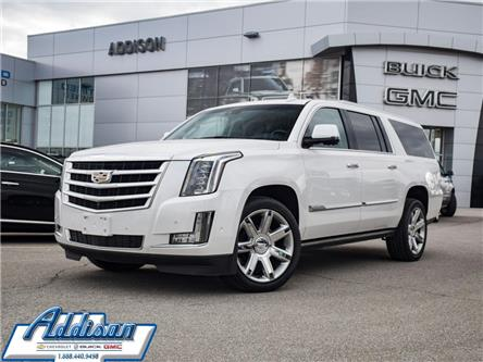 2018 Cadillac Escalade ESV Premium Luxury (Stk: U320336) in Mississauga - Image 1 of 24
