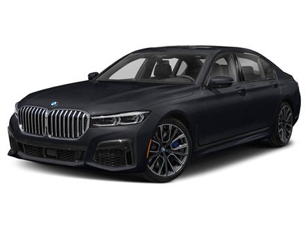 2020 BMW 750i xDrive (Stk: N39094) in Markham - Image 1 of 9