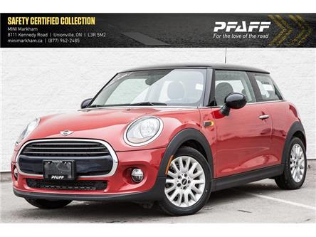2016 MINI 3 Door Cooper (Stk: D12956) in Markham - Image 1 of 16