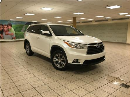 2014 Toyota Highlander LE (Stk: 200694A) in Calgary - Image 1 of 20
