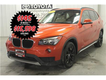 2014 BMW X1 xDrive28i (Stk: 5783022B) in Winnipeg - Image 1 of 23