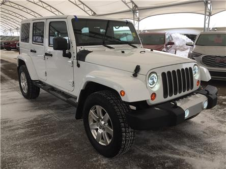 2013 Jeep Wrangler Unlimited Sahara (Stk: 182725) in AIRDRIE - Image 1 of 36