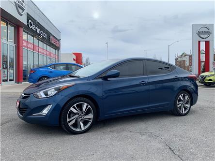 2016 Hyundai Elantra GLS (Stk: HN149623A) in Bowmanville - Image 1 of 20